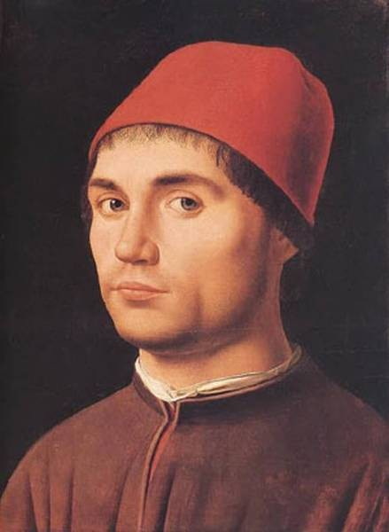 portrait of a man 1475 XX national gallery london